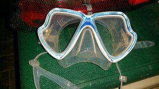 Gafas submarinismo