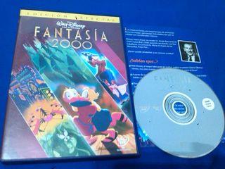 Fantasia 2000 dvd
