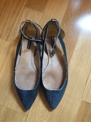 Zapatos Massimo Dutti. T 36