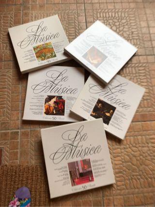 50 vinilos La Musica clasica