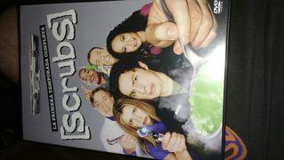 Scrubs 1T DVD