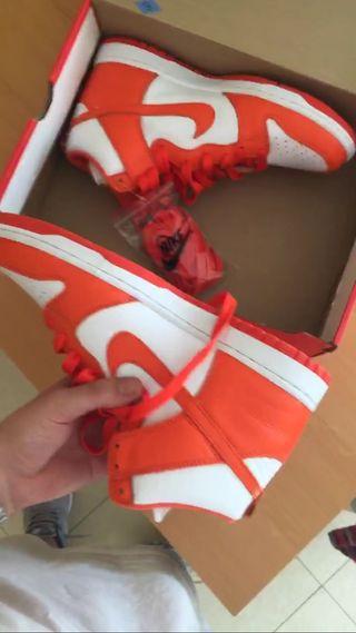 Nike Dunk orange OG