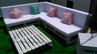 Muebles de exterior