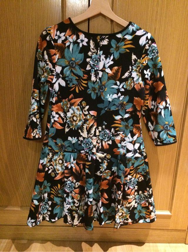 Vestido Floral/Tropical Nuevo