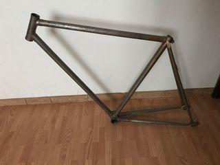 Cuadro bicicleta (ideal fixie)
