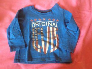 Camiseta levi's niño 24meses
