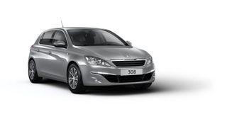 Peugeot 308 diciembre 2014