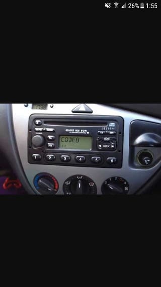 radio ford focus