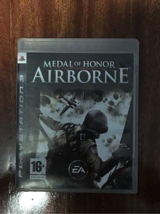 Medal of Honor- Airbone