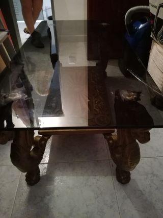 mesa centro salon