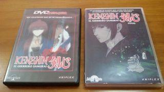 RUROUNI KENSHIN 2 DVD