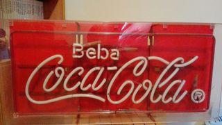 Luminoso Neón Coca Cola