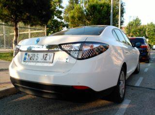 Renault Fluence 2012 eléctrico