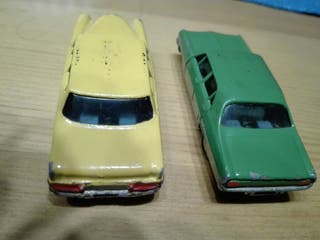 Coches scalextric antiguos