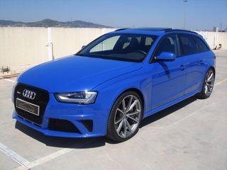 Audi RS4 NOGARO SELECTION EXCLUSIVO Y UNICO!
