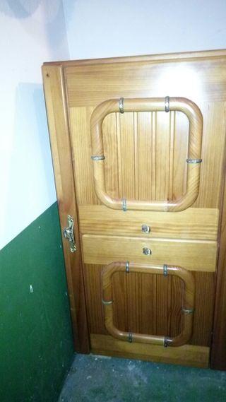armario de pared.