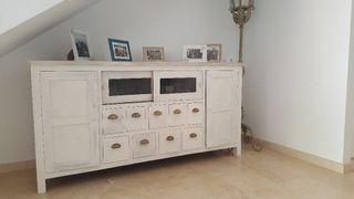 precioso mueble madera maciza