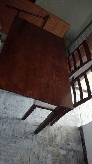 Mesa comedor de segunda mano por 70 en barx en wallapop - Wallapop mesa comedor ...