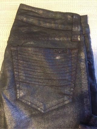 Pantalon encerado s.o.s