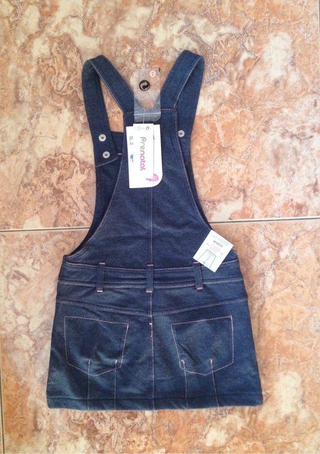 nuevos productos para bueno ventas especiales Mono vaquero bebé de segunda mano por 20 € en Valencia en ...