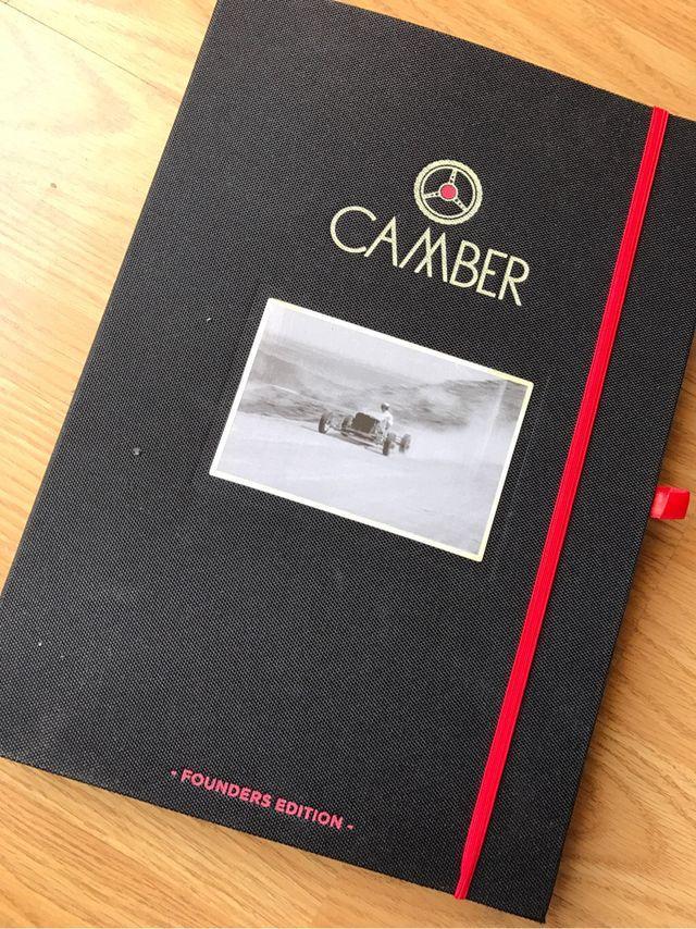 RELOJ CAMBER FOUNDER EDITION
