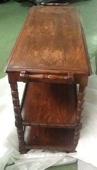 Mesa mueble bar