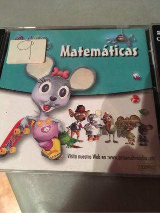 2 CD aprendizaje infantil