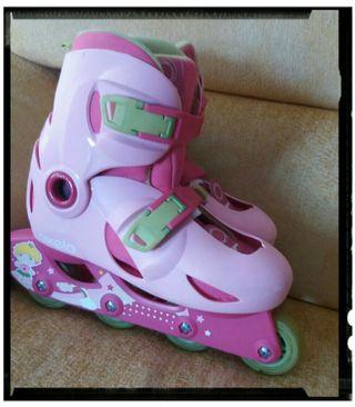 patines niñas 32-34