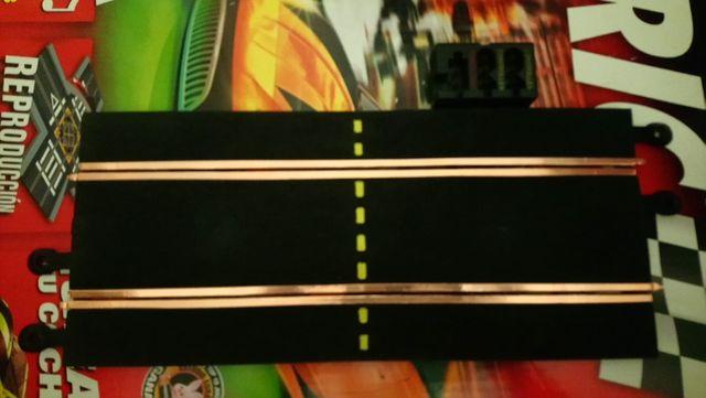 Pista conexión cobre Scalextric