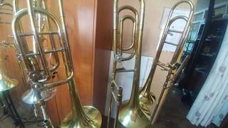 trombon profesional bach edwards courtois king