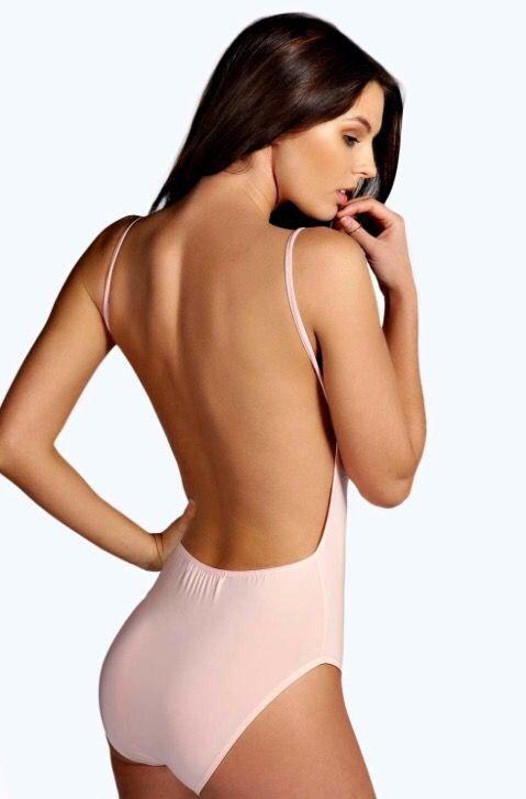 Body escote espalda