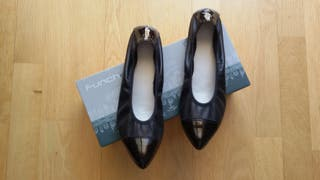 Zapatos nuevos bailarinas negras