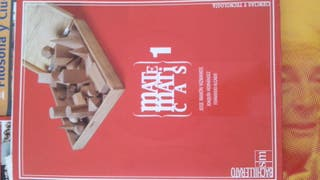 Libro Matemáticas Bachillerato