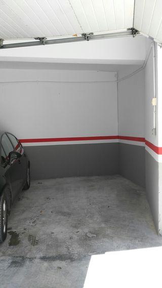 alquilo plaza de garaje moto