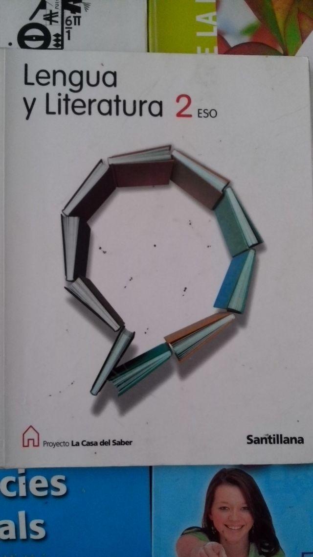 Libro Lengua ESO