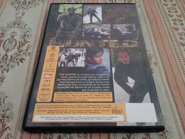 Hunted (La presa) - DVD