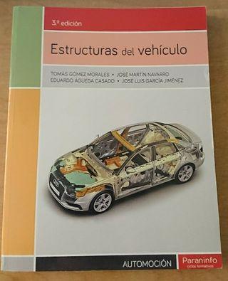Estructuras del vehículo.