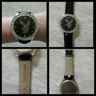 reloj mujer playboy