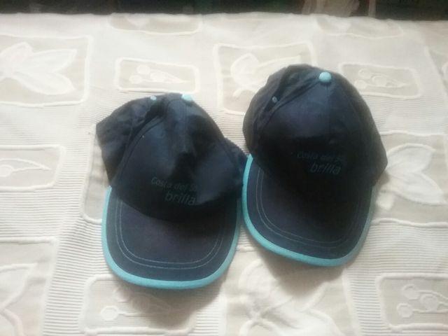 Gorras de promoción