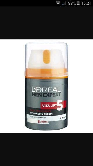 loreal men expert vita lift hidratante diario anti