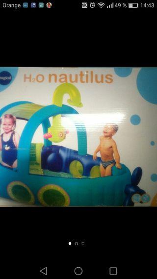 piscina hinchable Imaginarium. Usada solo un día.