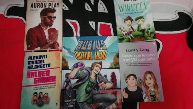 lote libros juvenil