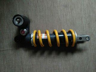 amortiguador trasero suzuki gsx