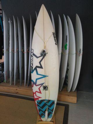 Tabla surf Pukas Tokoro 6.3