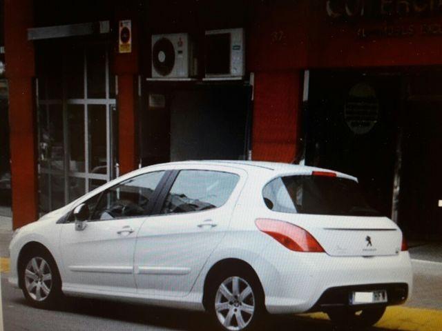 Peugeot 308 2011