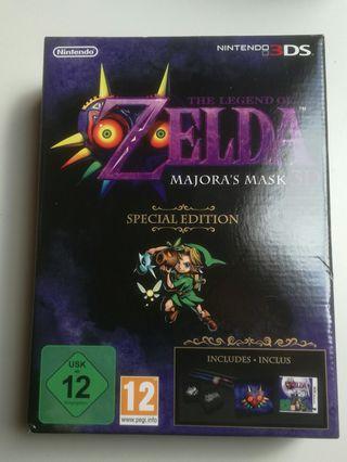 Zelda Majora's Mask Edición Especial nuevo