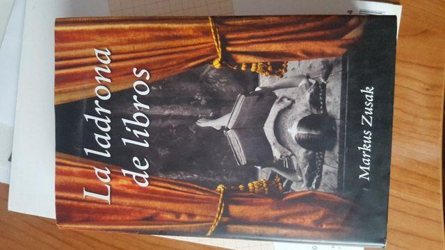 Libro La ladrona de libros