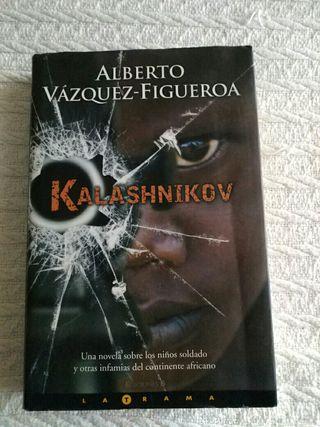 Kalashnikov Figueroa Segunda Vazquez Libro Por De Mano 5 Alberto b7y6fg