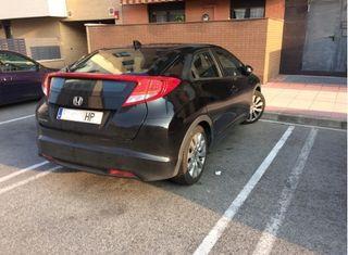 Honda Civic 150 cv diesel