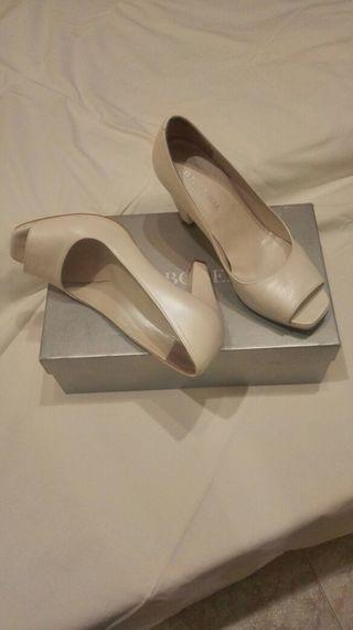Zapatos novia Pepe Botella